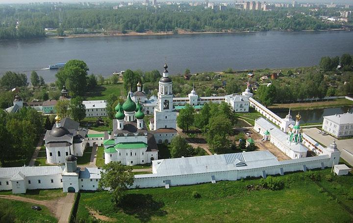 Самые интересные места в Ярославле