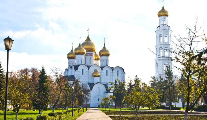 Достопримечательности Ярославля: Успенский собор