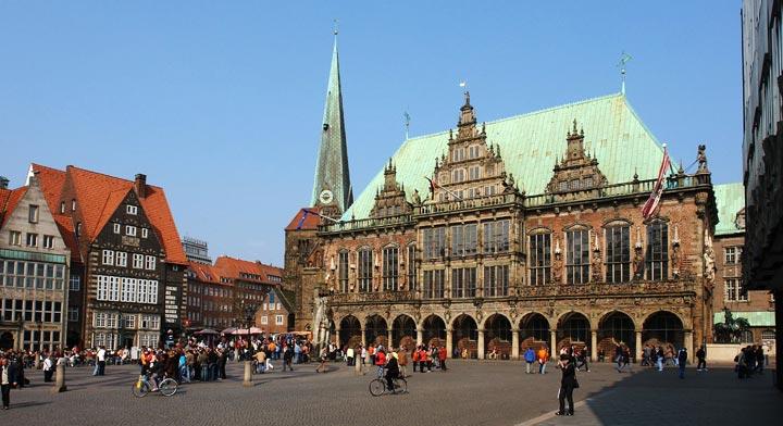 Достопримечательности в Бремене: что посмотреть туристу?