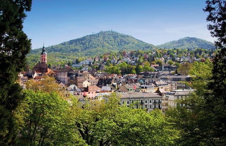 Достопримечательности Баден-Бадена