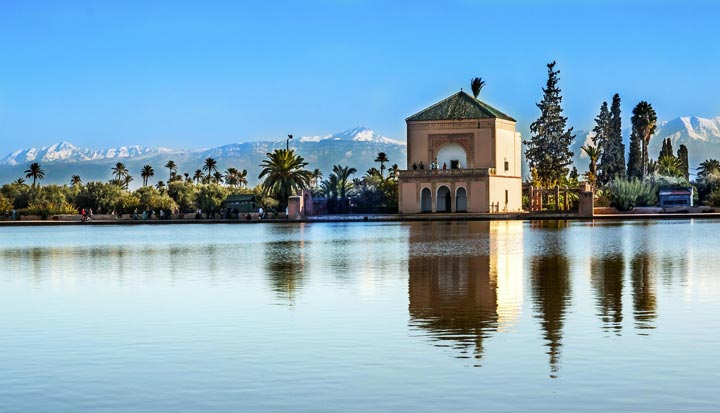 Марокко достопримечательности