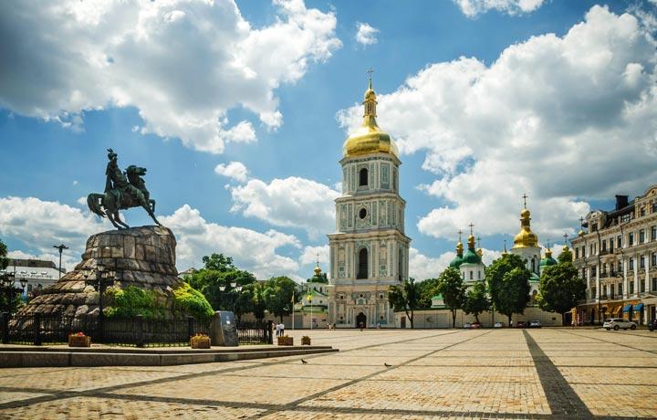 12 самых красивых мест Киева