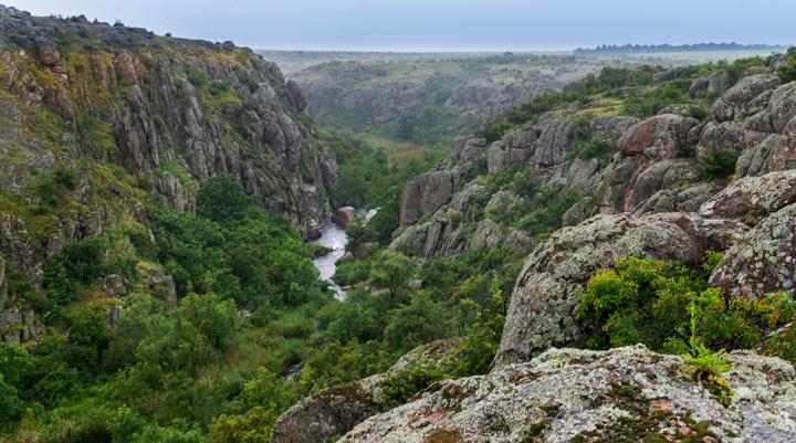 Актовский каньон