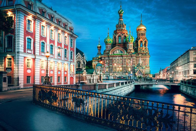 Красивые места Санкт-Петербурга — ТОП-15