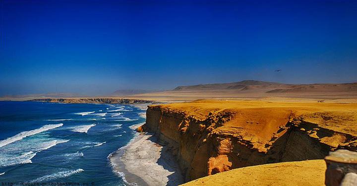 Достопримечательности Перу: Паракас