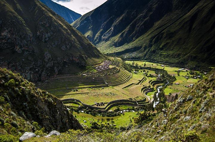 Лучшие места в Перу: тропа Инков