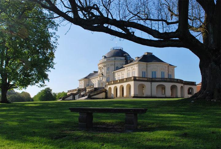 Достопримечательности Штутгарта: замок Солитюд