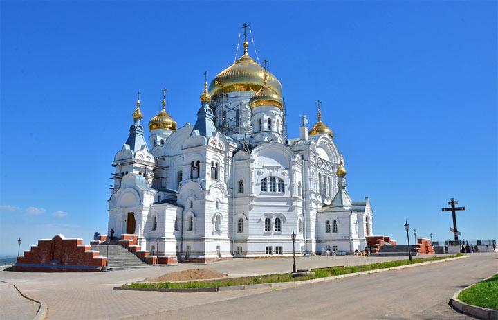Куда стоит сходить в Перми: Белогорский монастырь