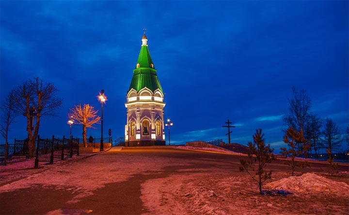 Куда сходить в Красноярске