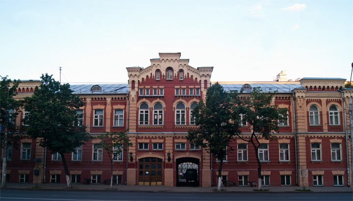 Воронежский краеведческий музей