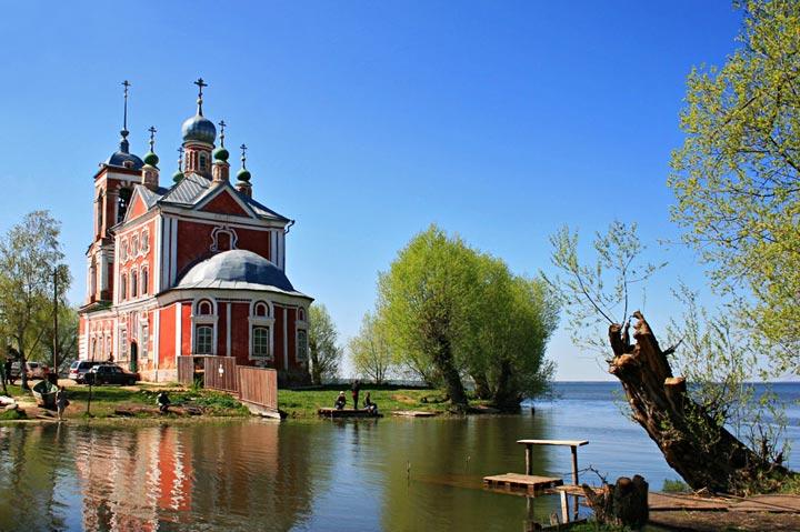Переславль-Залесский - достопримечательности. Фото и описание