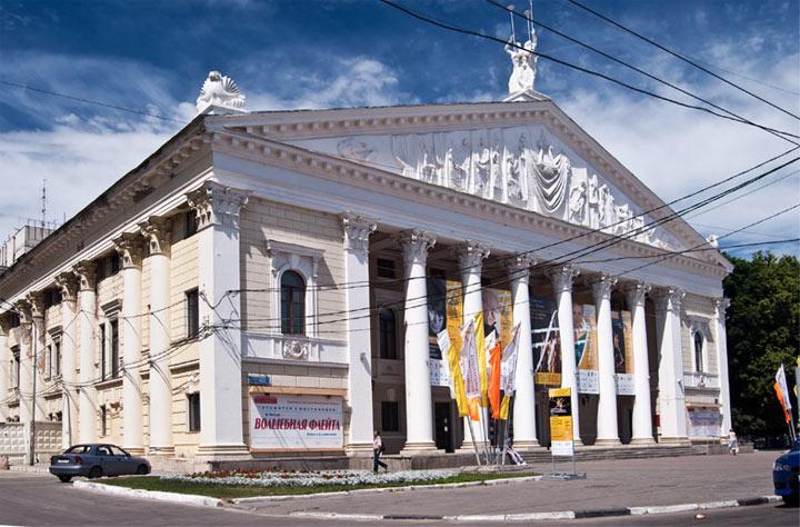 Воронежский театр оперы и балета