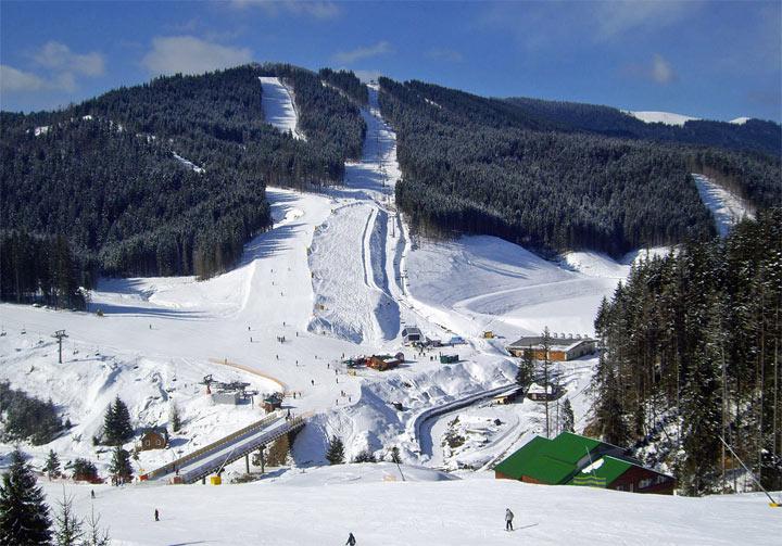 7 лучших горнолыжных курортов Украины