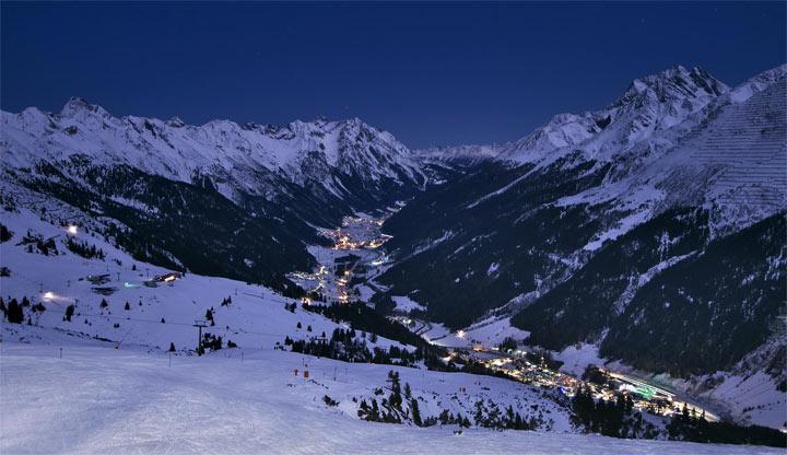 Самые лучшие горнолыжные курорты Австрии