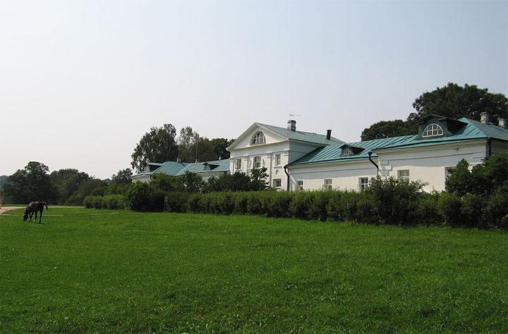 Достопримечательности Тулы: Ясная поляна