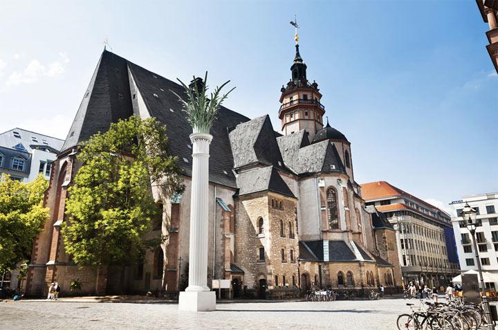 Достопримечательности Лейпцига: Церковь Святого Николая
