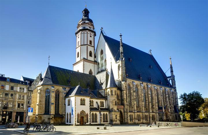 Что посетить в Лейпциге?