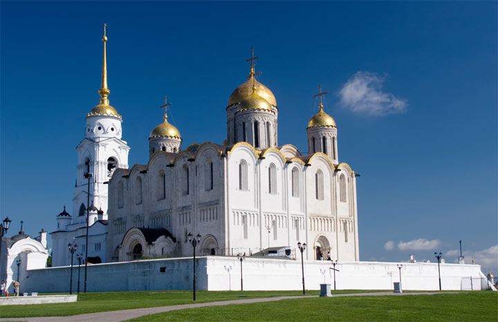 Достопримечательности Владимира: 13 лучших мест