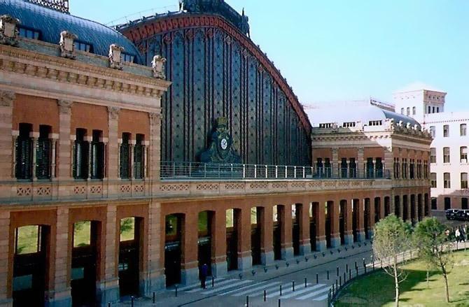 Достопримечательности Мадрида: Вокзал Аточа