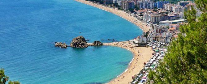 Курорты Испании рядом с Барселоной