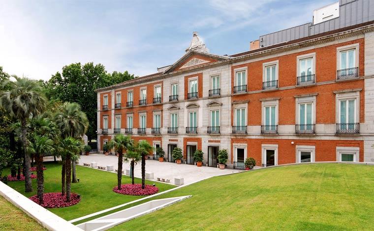 Достопримечательности Мадрида: Музей Тиссена-Борнемисы