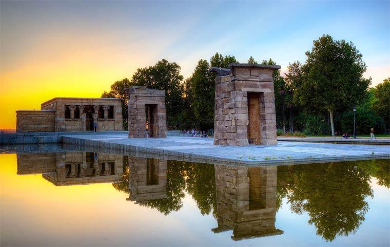Достопримечательности Мадрида: Храм Дебод