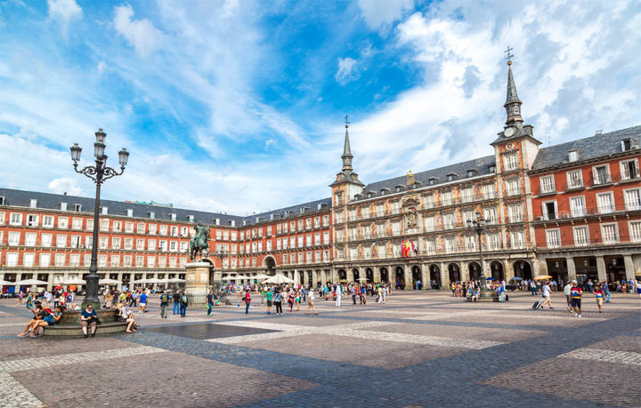 Достопримечательности Мадрида: 20 лучших мест