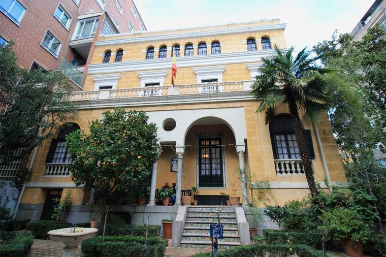Достопримечательности Мадрида: музей Хоакина Сорольи