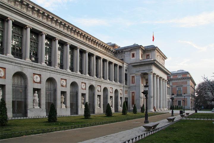 Достопримечательности Мадрида: Музей Прадо