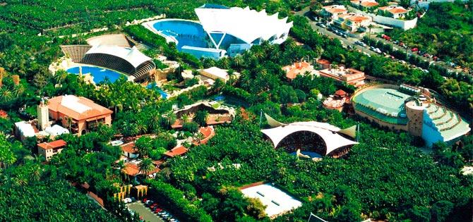 Лоро парк, Тенерифе