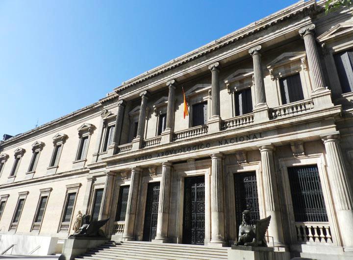 Достопримечательности Мадрида: Национальный археологический музей