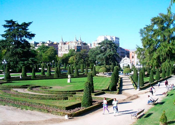 Достопримечательности Мадрида: Парк Ретиро