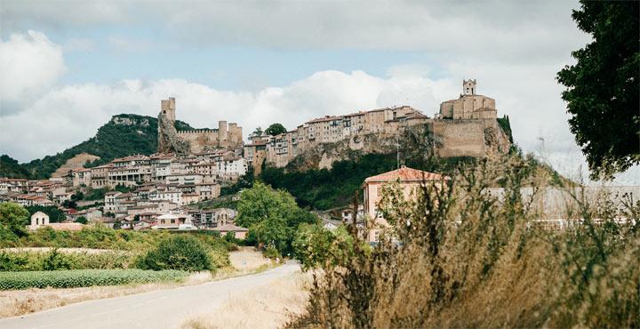 красивейшие города в Испании