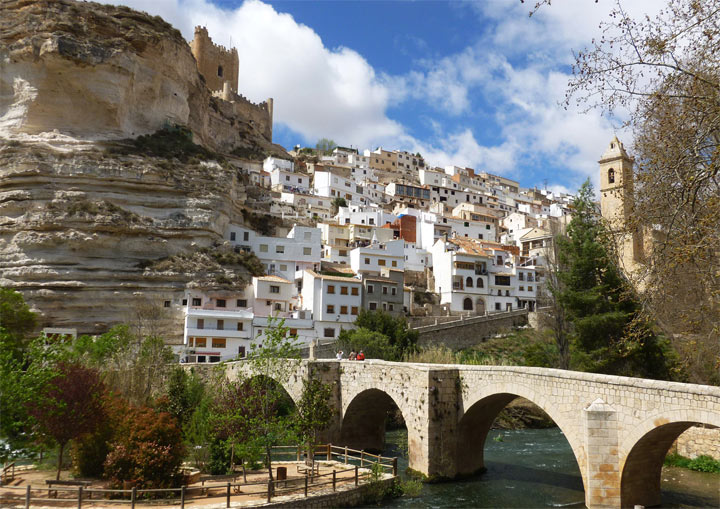 очень красивый город Испании