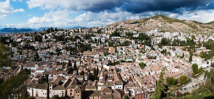 Достопримечательности Гранады: Альбарайсин