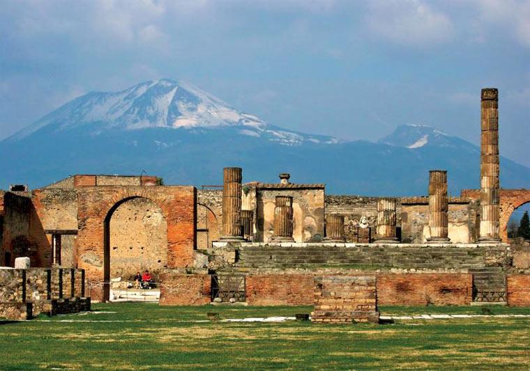 Достопримечательности Неаполя: Помпеи