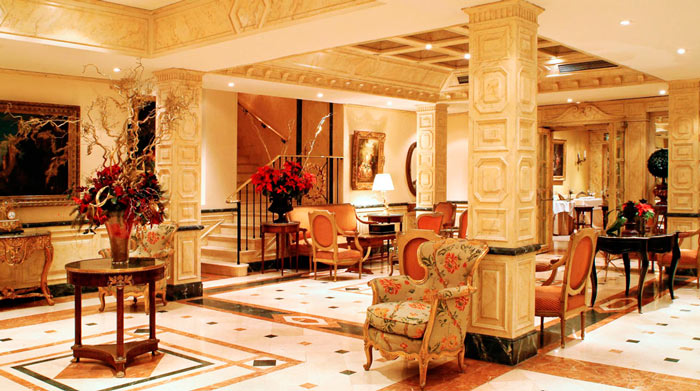 Лучшие отели Мадрида