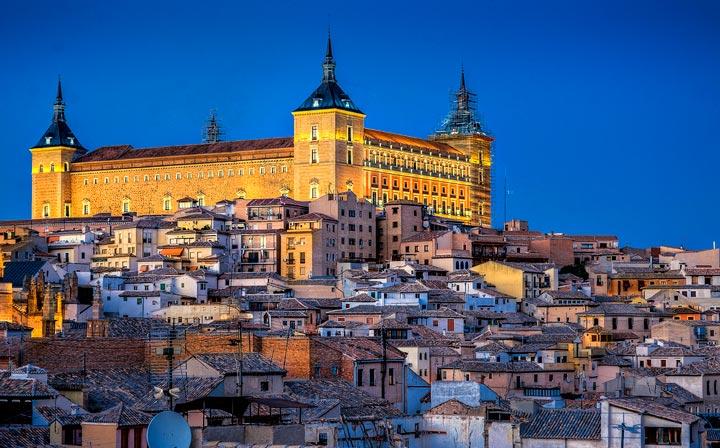 Город Толедо и его главные достопримечательности с описанием и фото