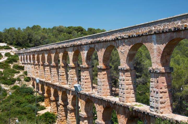 Достопримечательности Таррагоны: акведук