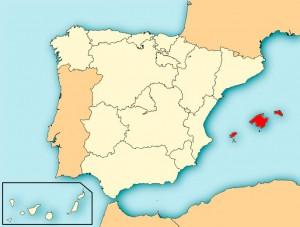 Регионы Испании