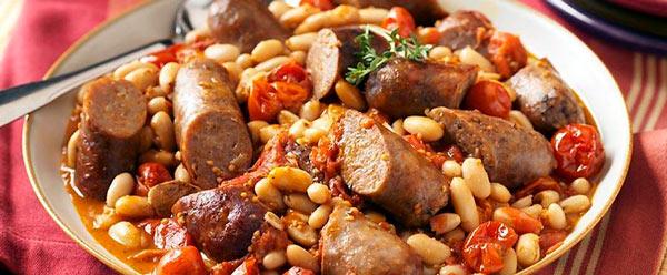 Национальное испанское блюдо