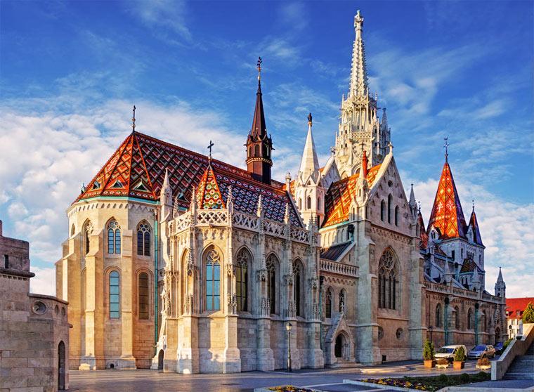 Достопримечательности Будапешта: Собор Матьяша