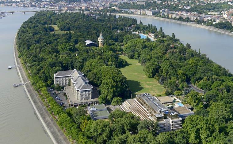 Достопримечательности Будапешта: Остров Маргит