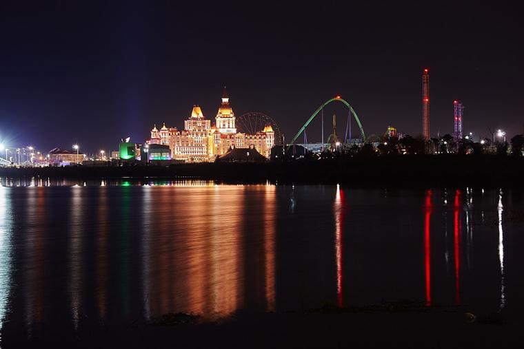 Сочи – ночная жизнь курортной столицы России