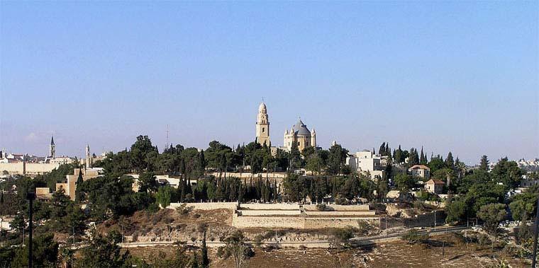 Достопримечательности Иерусалима: Сион