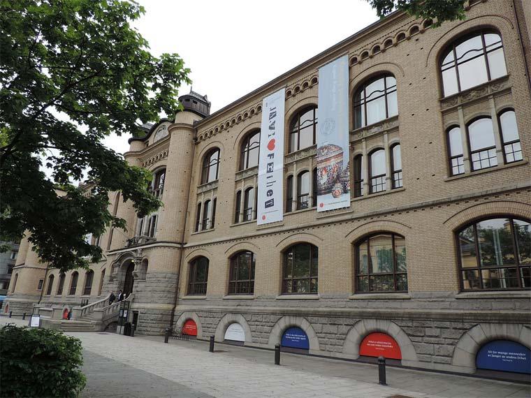 Достопримечательности Норвегии: Исторический музей