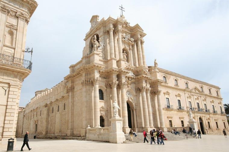 Кафедральный собор Сиракузы