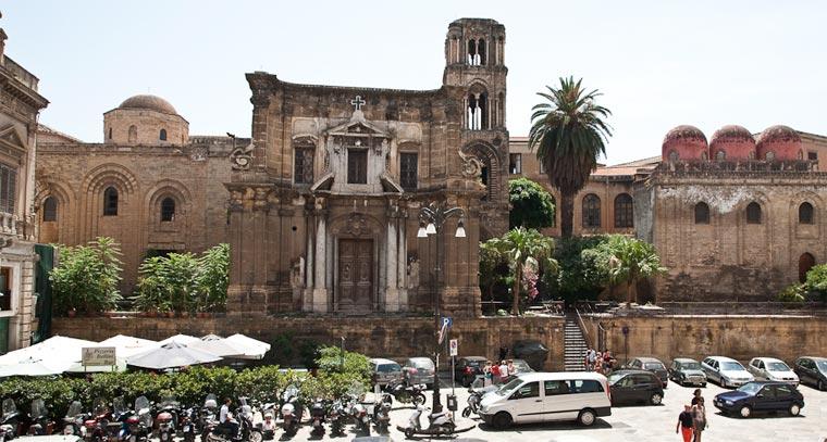 Главные достопримечательности Сицилии: Ла Марторана