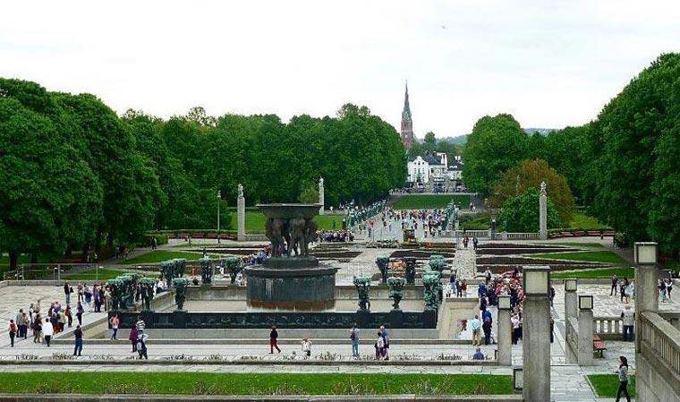 park-skulptur-vigelanda