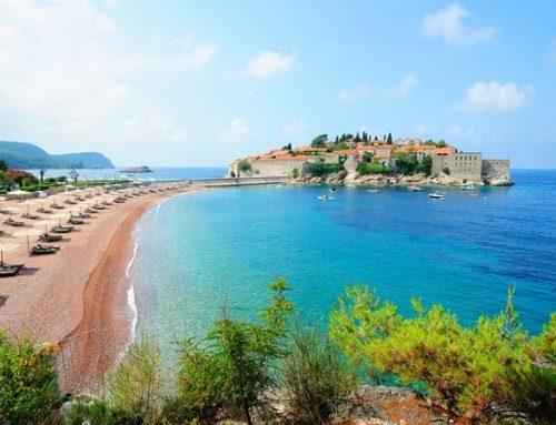 Пляжи Черногории: 10 лучших мест